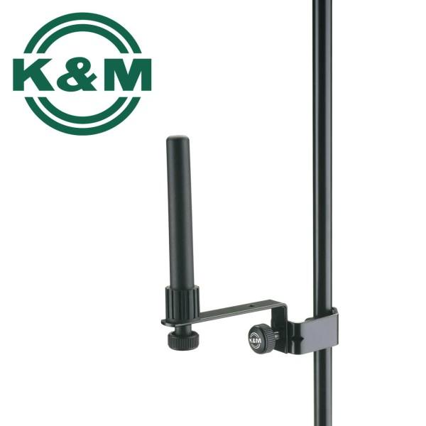 K&M Halter/Ständer für Böhmflöte 15235