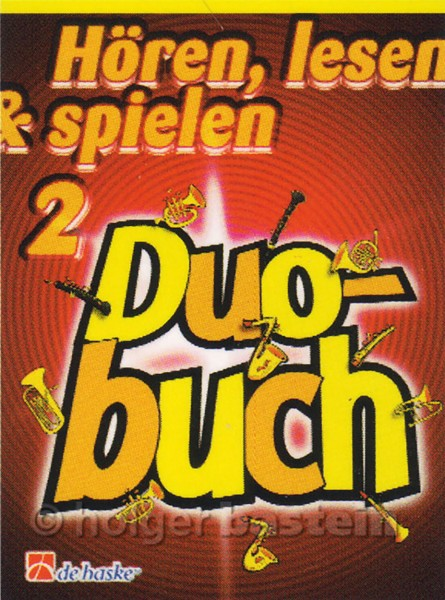 Hören, lesen & spielen Trompete, Duobuch 2