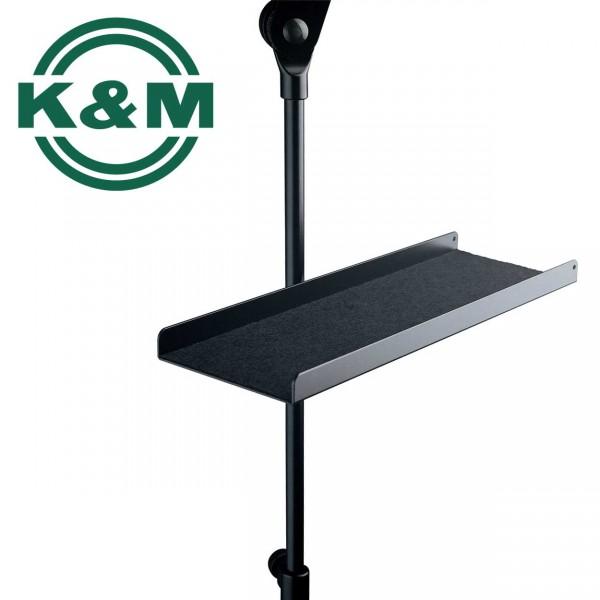 K&M Notenablage 12218 schwarz
