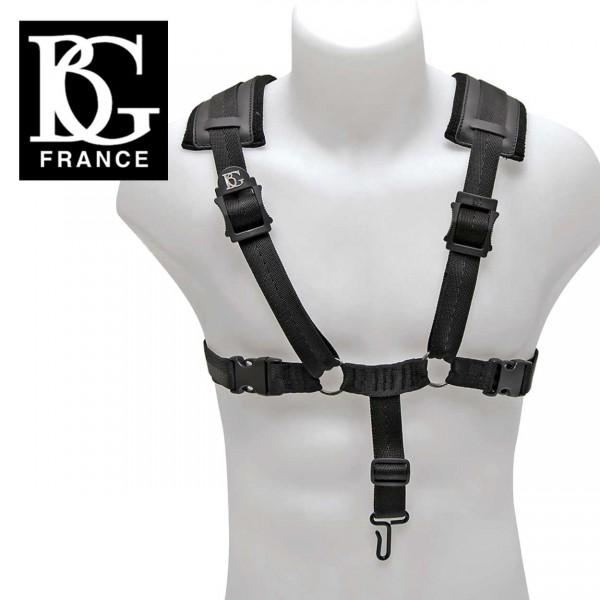 BG Kreuztrage-Gurt Bassklarinette CC80 Comfort (in 2 Größen)