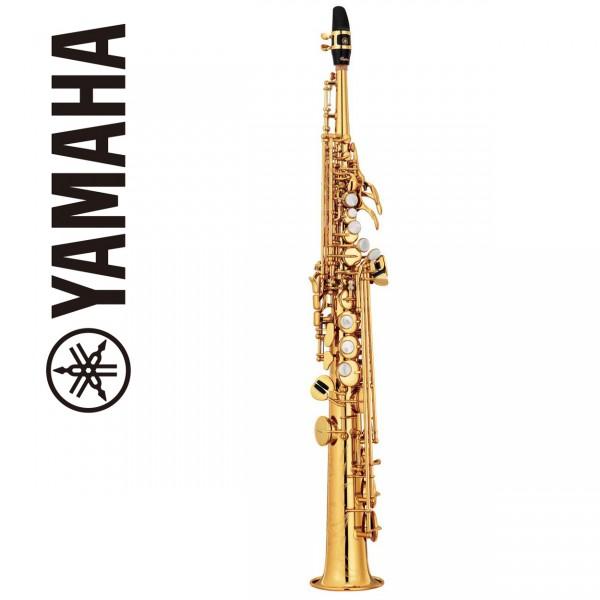 Yamaha Sopransaxophon YSS-82Z