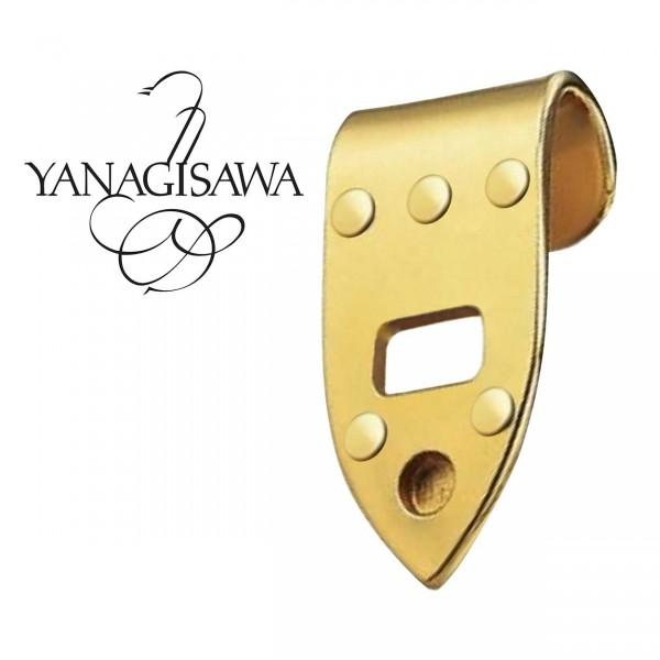 Yanagisawa Akustik-Set (Daumenhaken + Auflage)