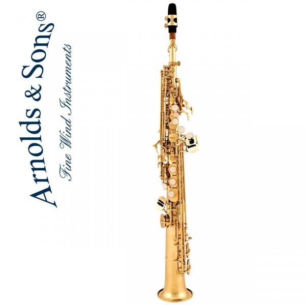 Arnolds & Sons Sopransaxophon ASS-100