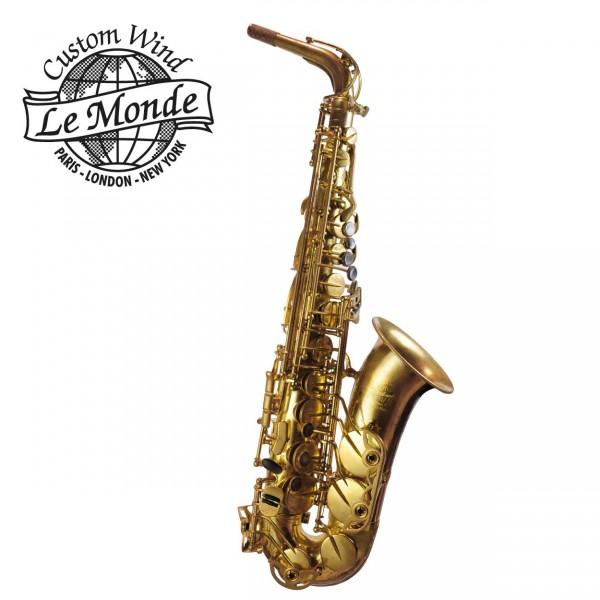 Le Monde Altsaxophon Satellite Brass