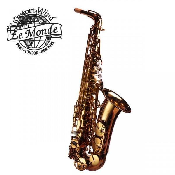 Le Monde Altsaxophon Global Amber