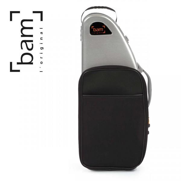 bam Altsaxophon-Etui La Defense Hightech mit Tasche DEF4101XLPA