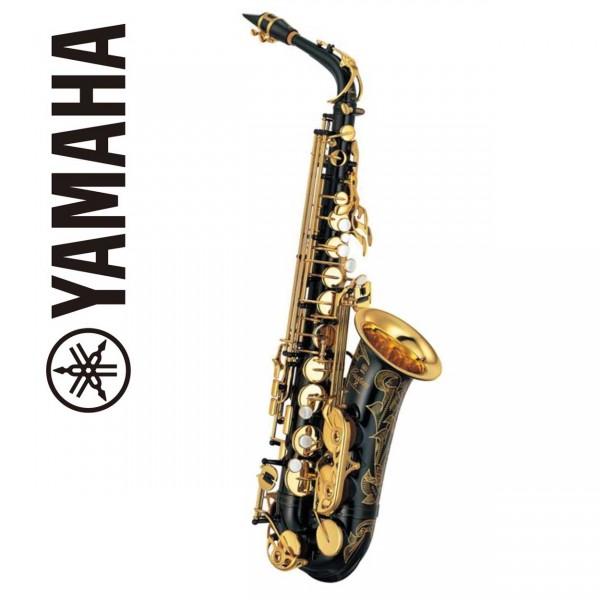 Yamaha Altsaxophon YAS-82ZB 02 schwarz