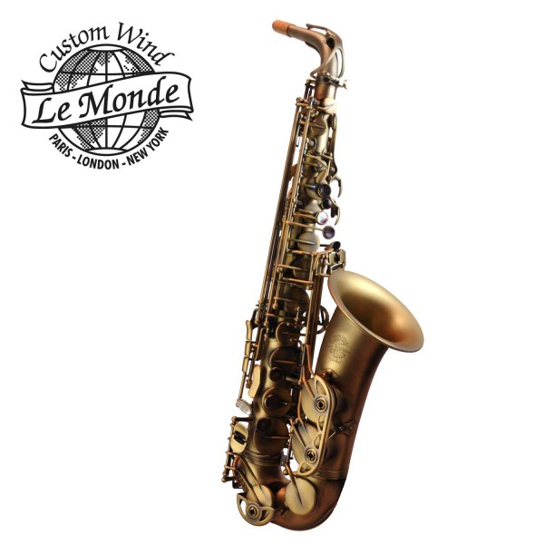 Le Monde Altsaxophon Global Vintage