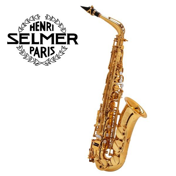 Selmer SE-A2L Altsaxophon SA80 II - Goldlack